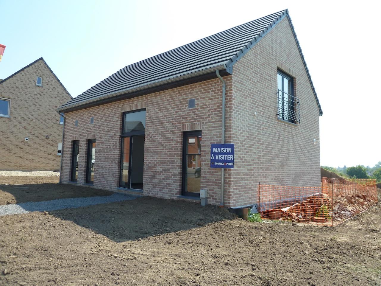 La construction de notre maison publicit for Construction maison quand commence t on a payer