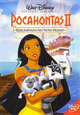 Pocahontas 2: Uma Jornada Para o Novo Mundo - DVDRip Dual Áudio