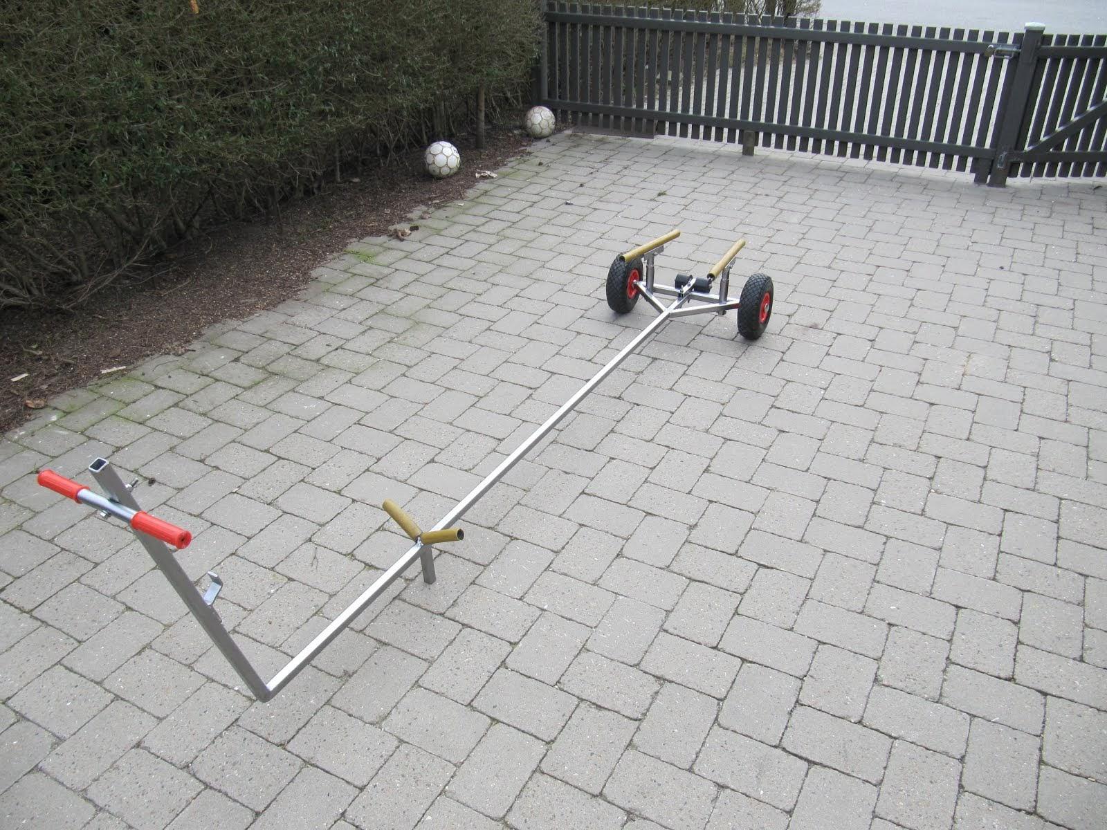 Ny 2014 Hobie vogn se længere nede på blog der er billeder af funktion af vognen