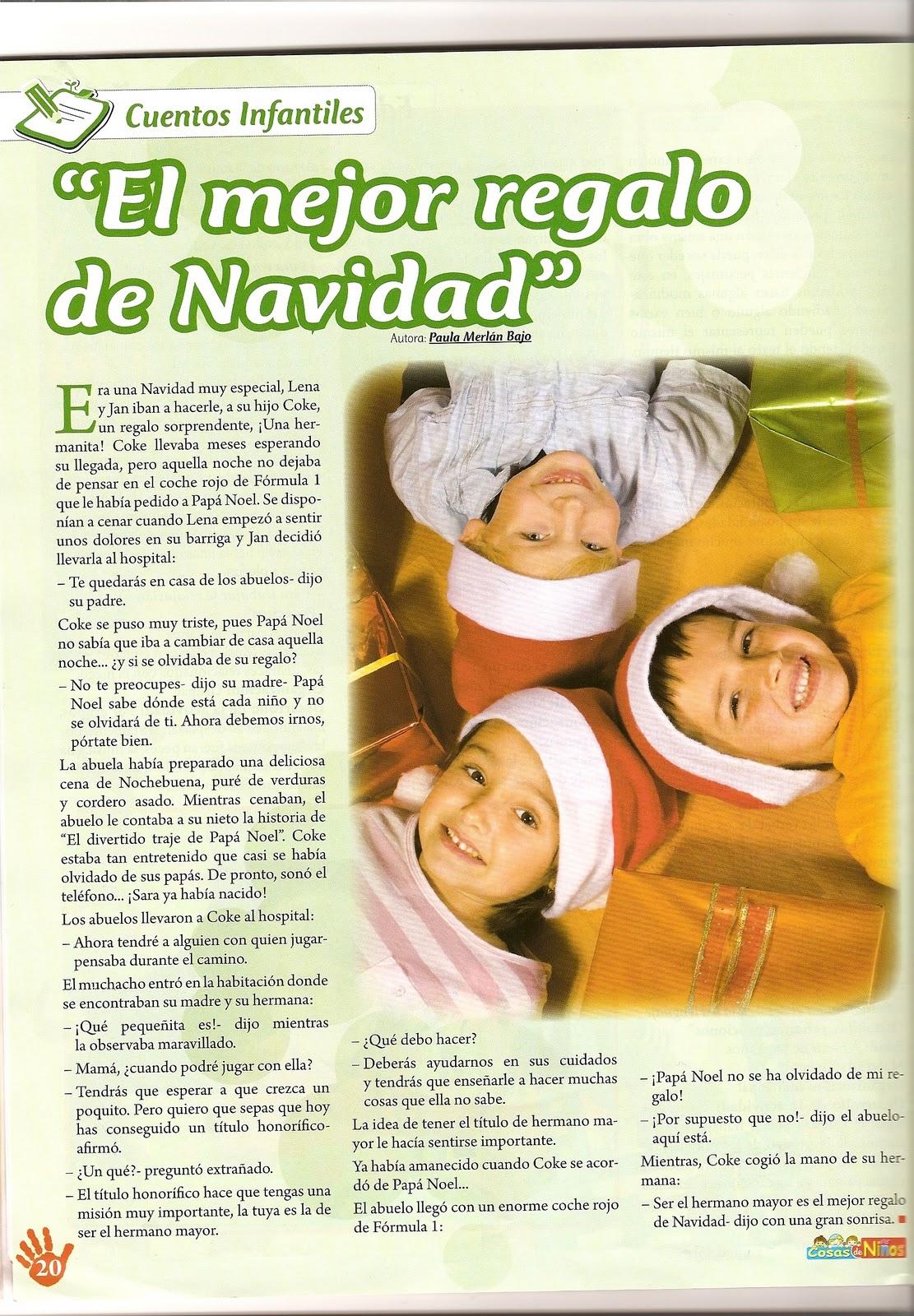 Cuentos en el desv n diciembre 2011 - Cuentos de navidad para ninos pequenos ...
