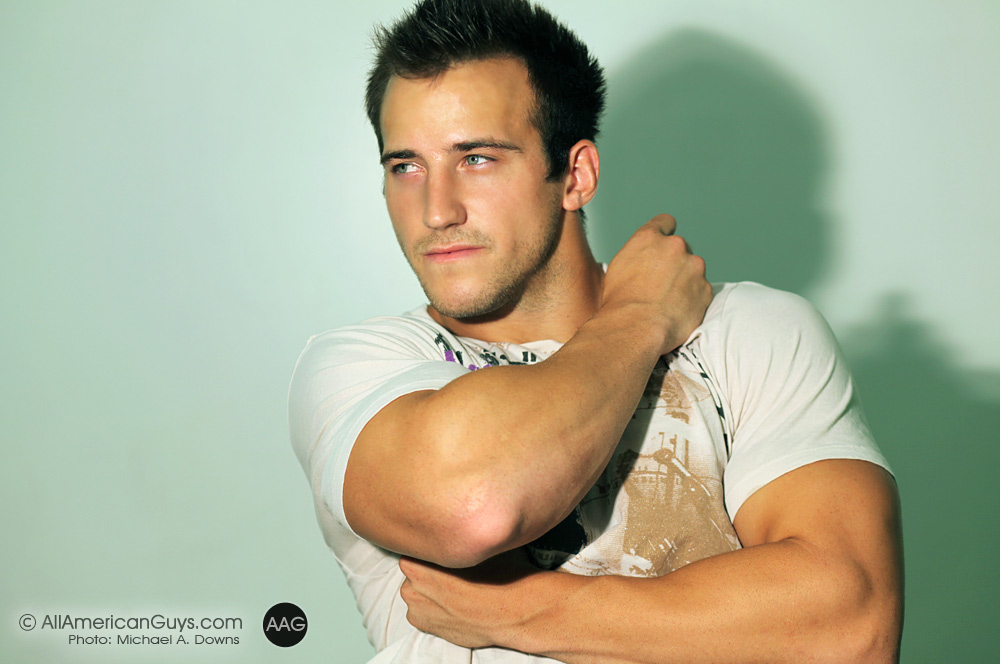 Picture About AAG Male Model John M