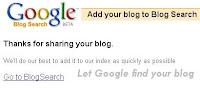 Daftar Blog Pinger Terbaik Untuk Index Artikel Secara Cepat