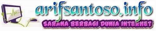 ArifSantoso.info