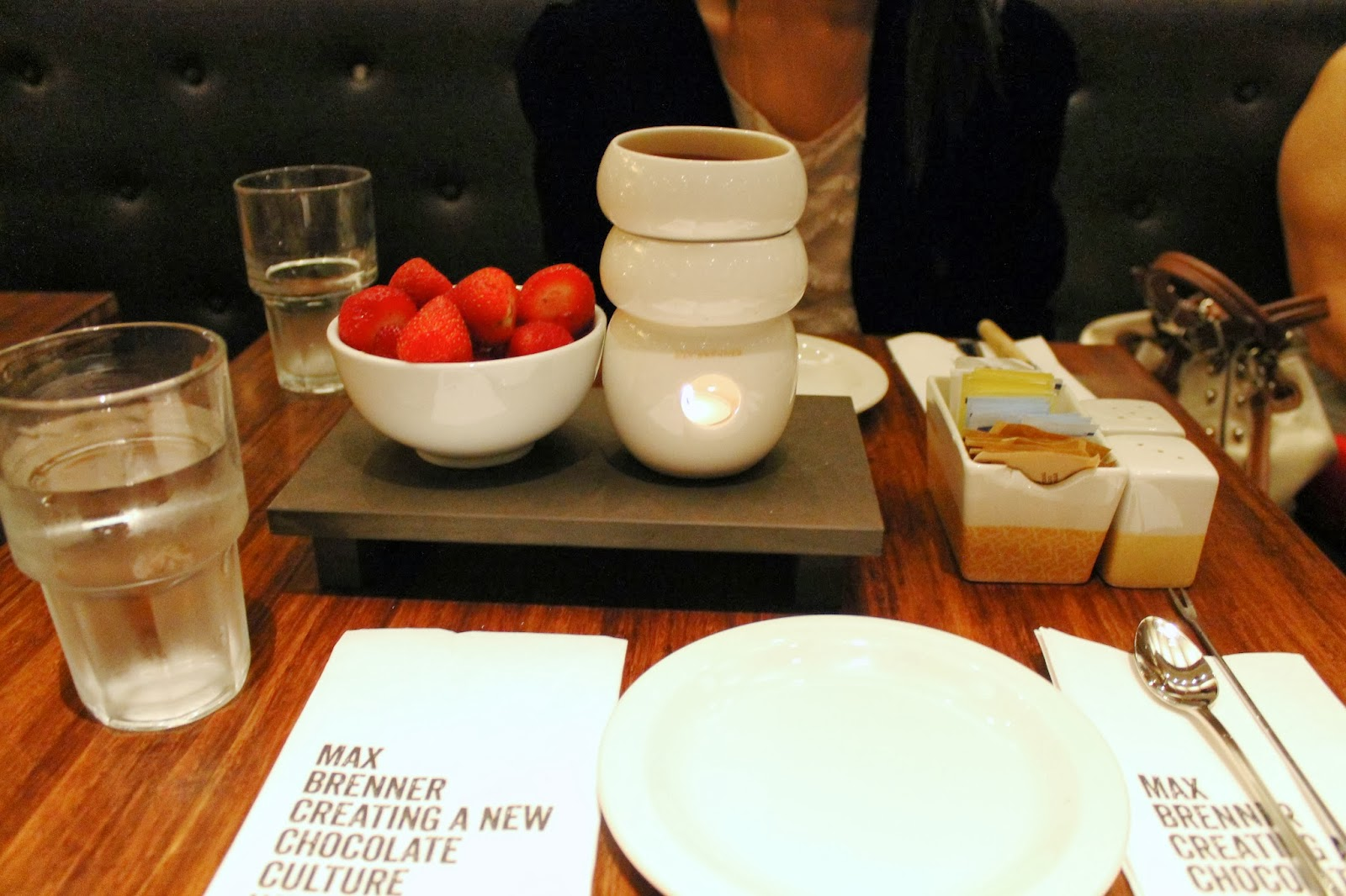 City Clementines: Max Brenner: Chocolate by the Bald Man