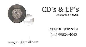 CD's Raros e Especiais