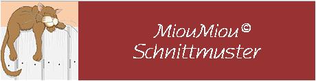 Probenäherin für Miou Miou Schnittmuster