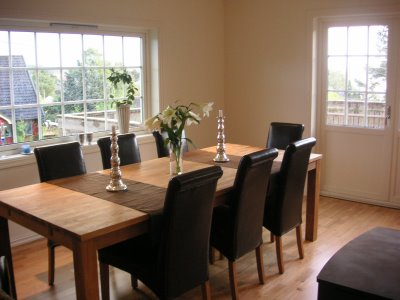 Matbord För 10 Personer : Karlsebakken nytt i vardagsrummet matbord