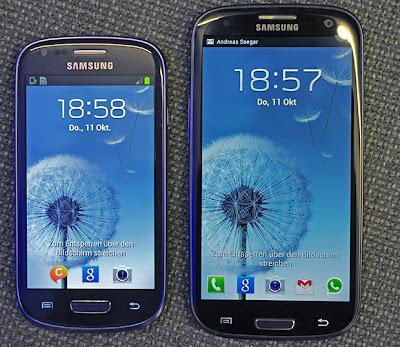 Samsung Galaxy S3 Mini Oyunları