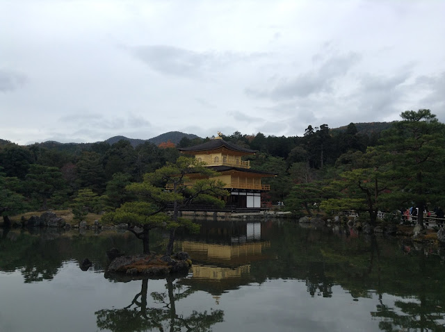 kinkakuji, where to go in Kyoto, Japan
