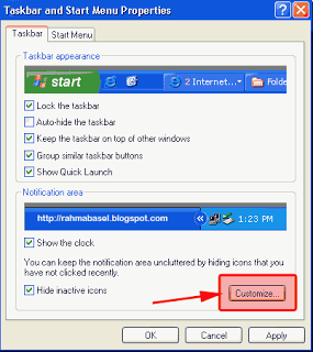 How to Display Icon Speaker / Volume in the Taskbar in Windows XP 5