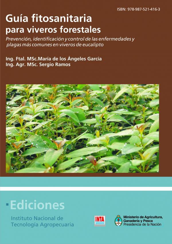 Rea sanidad forestal guia fitosanitaria para viveros for Preparacion de sustrato para viveros forestales