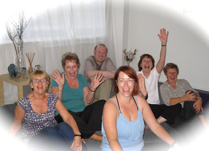 July Laughter Yoga Session