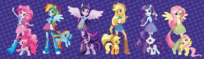 Equestria Girls promo pic