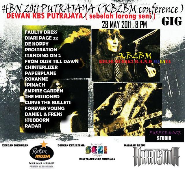 Event: Belia Putrajaya GIG