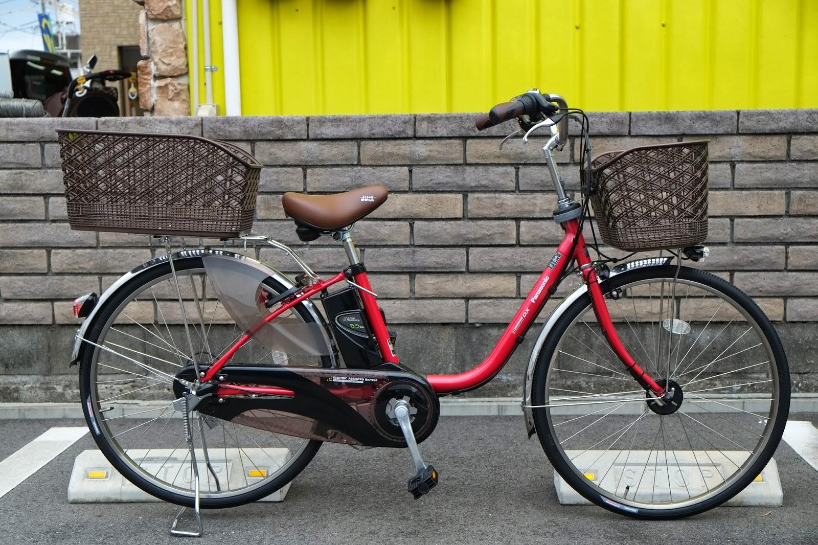 ... 電動アシスト自転車の買い替え