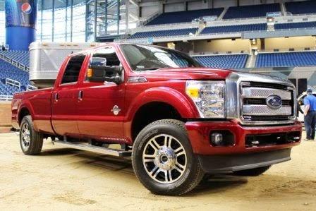 2015 Ford Super Duty Release Date