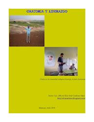 """Libro práctico de """"Oratoria y Liderazgo""""."""