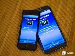 Ternyata BBM lebih populer di iOS daripada di Android