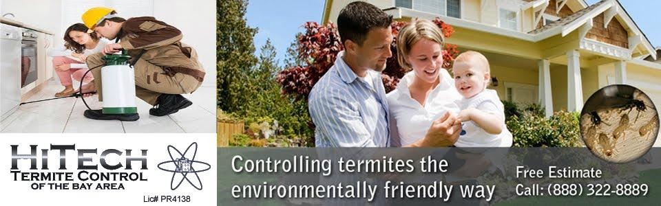 Termite Control & Inspection - HiTech Termite Control
