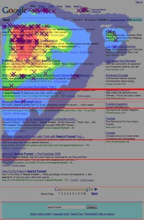 heatmap zoeken google