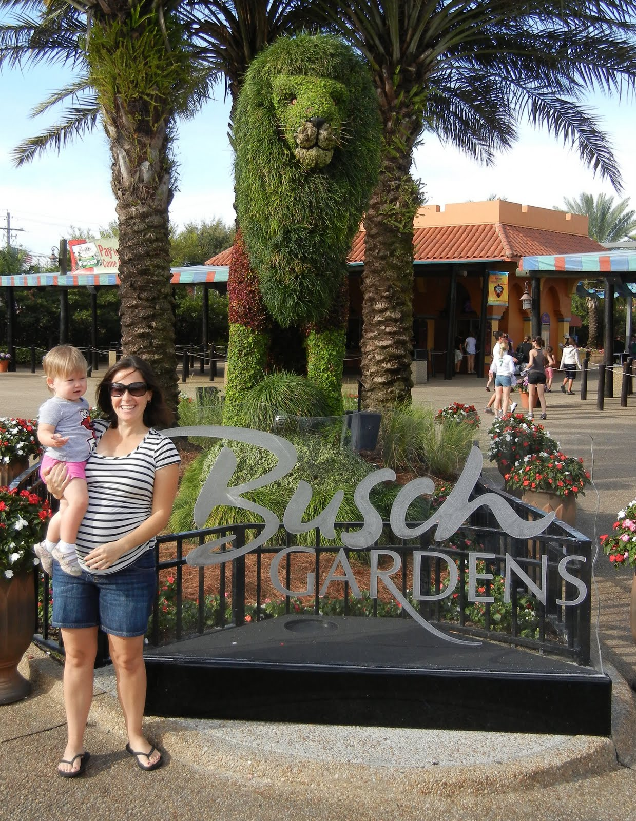 21 Days Busch Gardens Weekend
