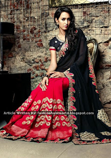 Abu Jani & Dolly J Saree Collection 2015