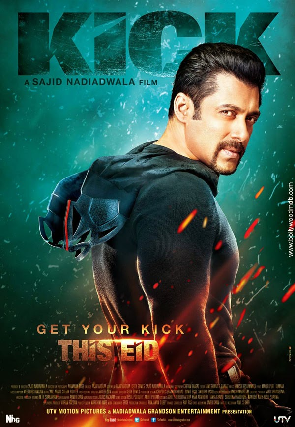 Kick First Look