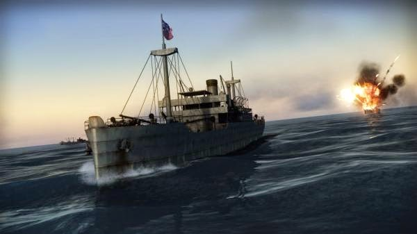[GameGokil.com] Download Silent Hunter 5 Battle of the Atlantic [Simulasi Pertempuran Kapal Selam]