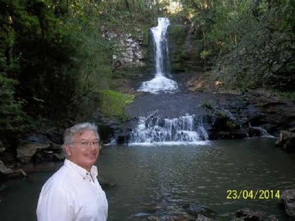 Belleza Natural - Saltito Natural de Rio en Misiones.