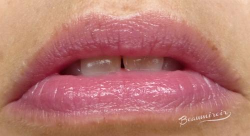 Tarte Energy Noir LipSurgence Skintuitive Lip Tint: lip swatch