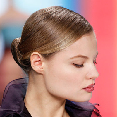 Fall Winter 2011 Wedding Makeup and Hairstyles