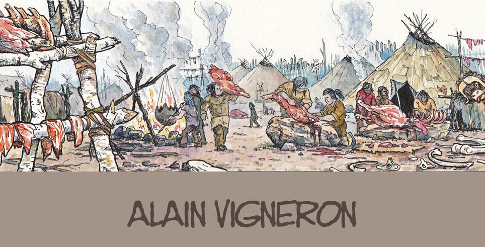 Alain Vigneron BD