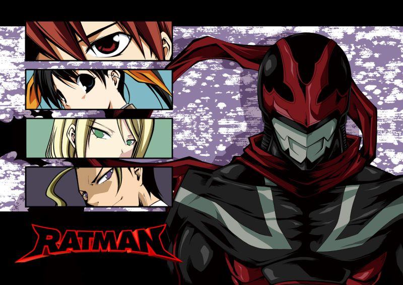[Mangas] Ratman Ratman