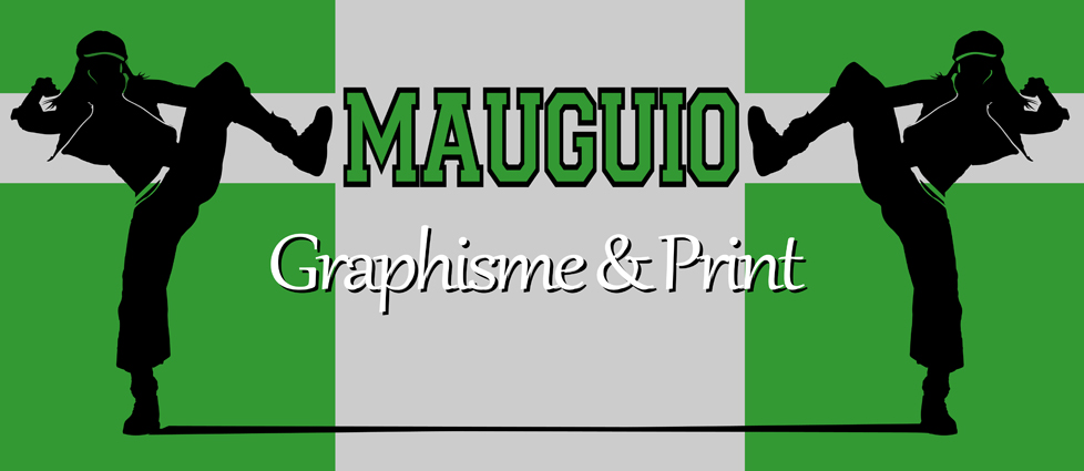 Mauguiograph PERLA Depliant Recto Verso Carte De Visite