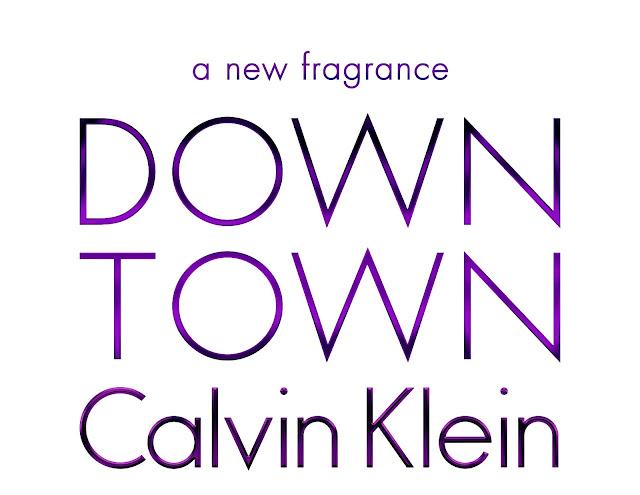 calvin klein new women�s fragrance �downtown calvin klein