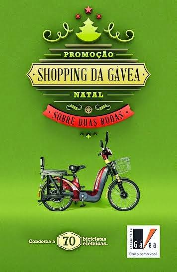 Loja Comunicação cria campanha para o Natal do Shopping da Gávea.