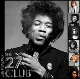 Jimi Hendrix Choked On His own Vomit
