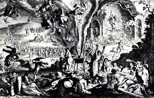 Sabbat, Michael Herr, 1650