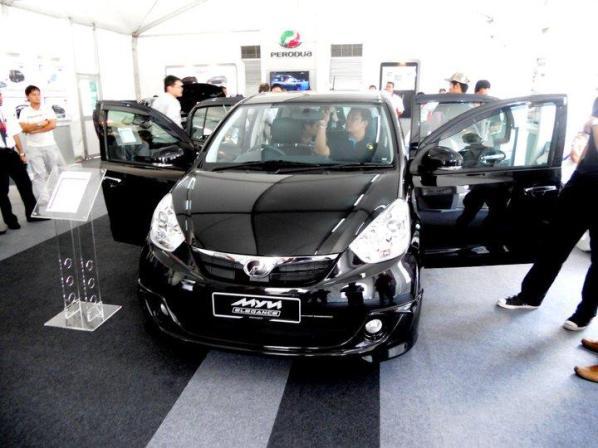 gambar new perodua myvi 2011 baru