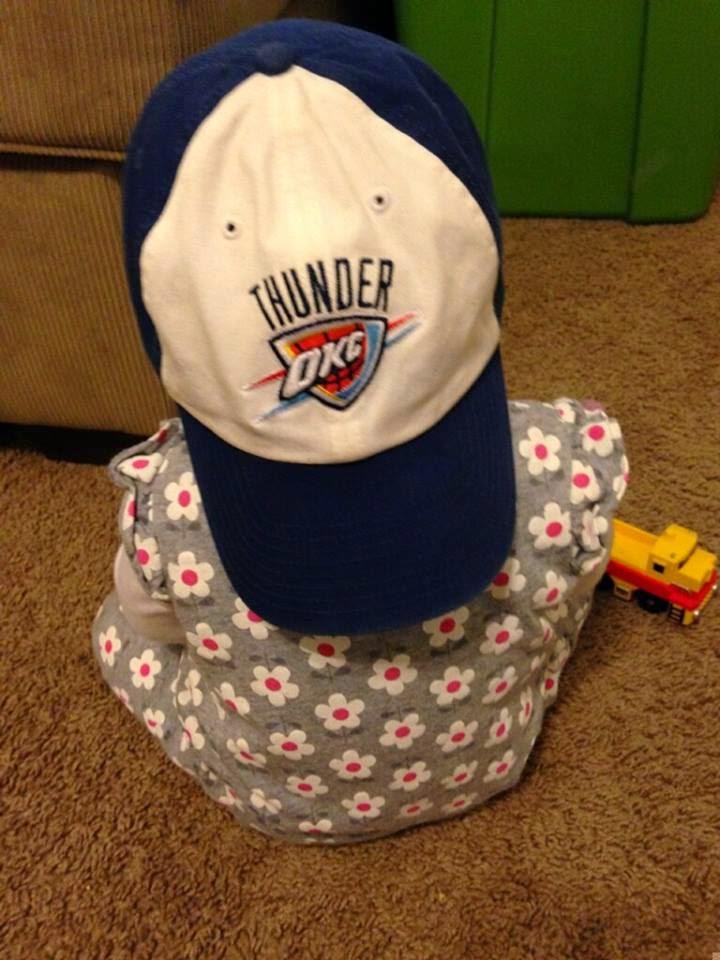 N loves the Thunder!!!