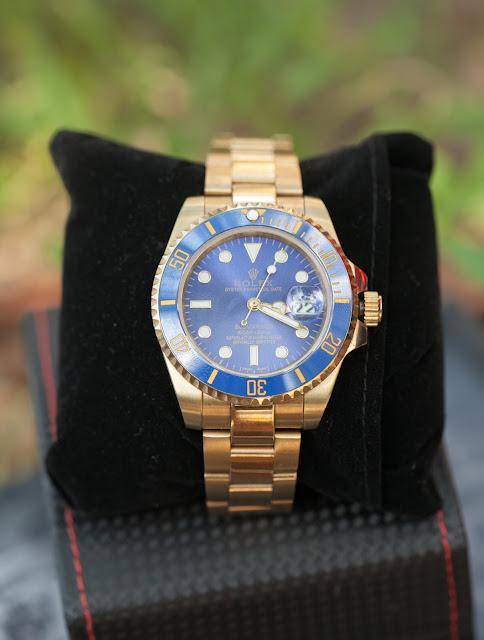Đồng hồ nam dây inox cao cấp giá rẻ Rolex