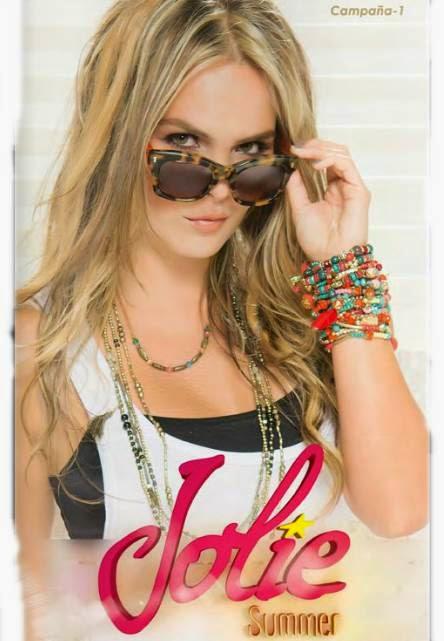 Catalogo Jolie Campaña 1 2015
