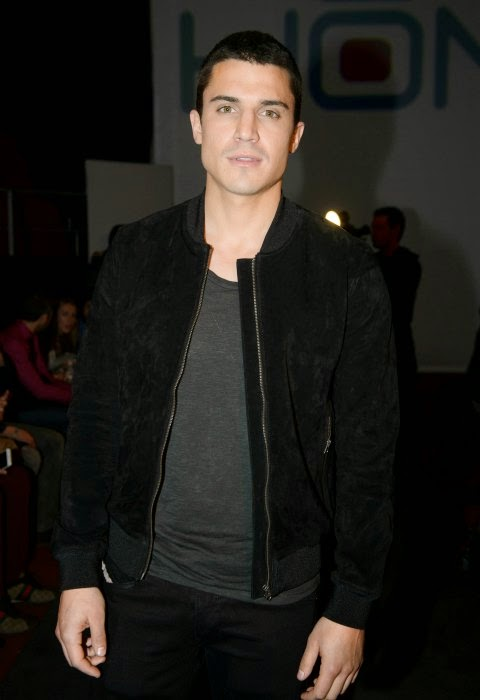 Alex Gonzalez en MFSHOW MEN