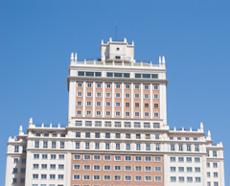Edificio España, Plaza de España, Madrid