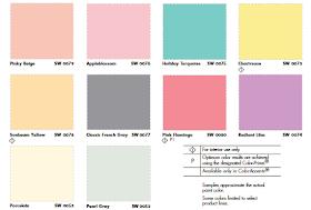mad for mid century suburban mid century paint colors. Black Bedroom Furniture Sets. Home Design Ideas