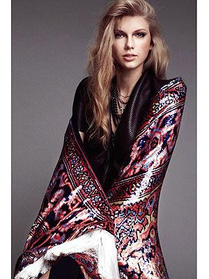 Taylor Swift Wears a Kanye West Design