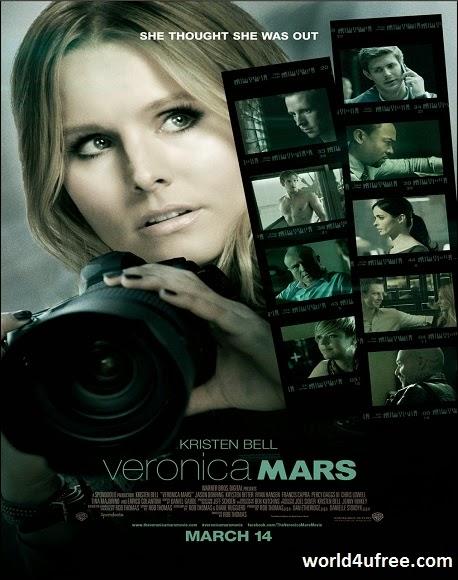 Free Download Veronica Mars 2014 WEB HDRiP 300mb ESub