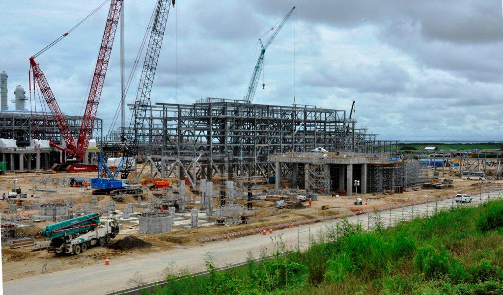 Malum nalu port moresby lng plant to be completed early 2014 for Kr motors port moresby