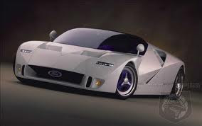 Pics of Ford GT90