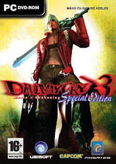 Free Download Devil May Cry 3 PC Games Full Version